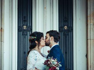 La boda de Silvia y Lander 1