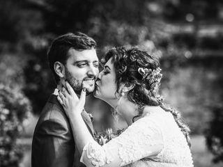La boda de Silvia y Lander