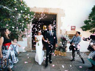 La boda de Eva y Alvar
