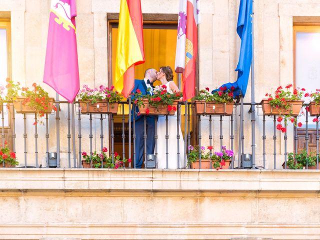 La boda de Pablo y Jésica en León, León 20