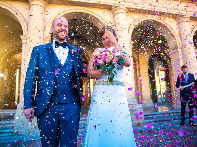 La boda de Pablo y Jésica en León, León 22