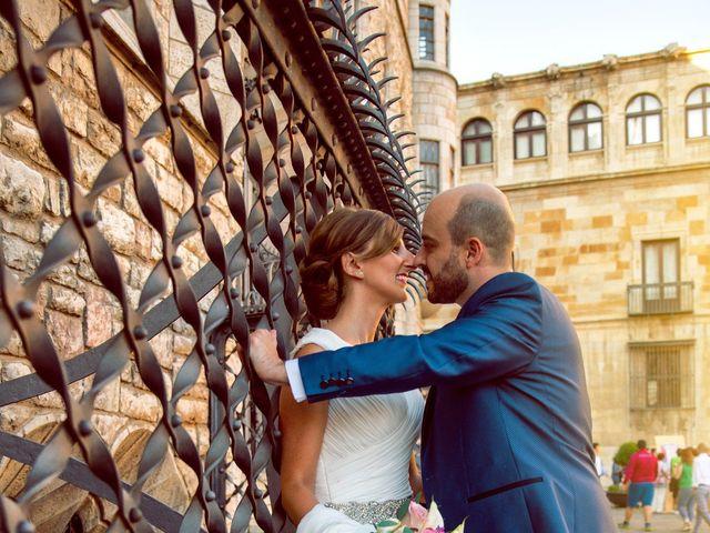 La boda de Pablo y Jésica en León, León 25