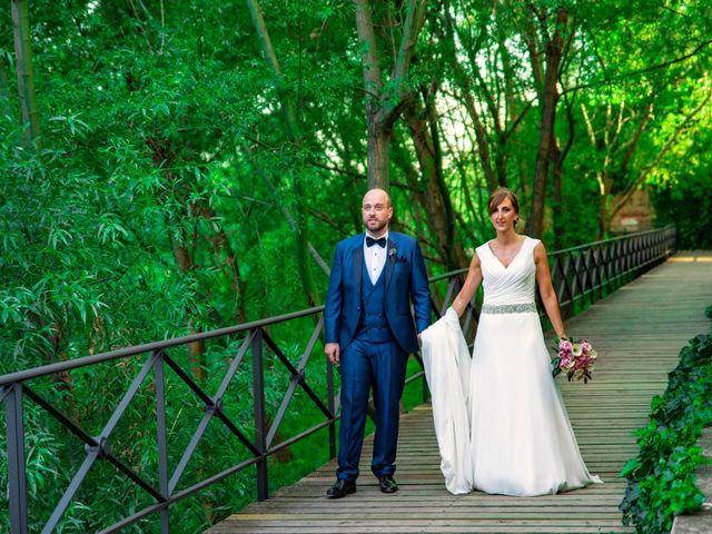 La boda de Pablo y Jésica en León, León 33