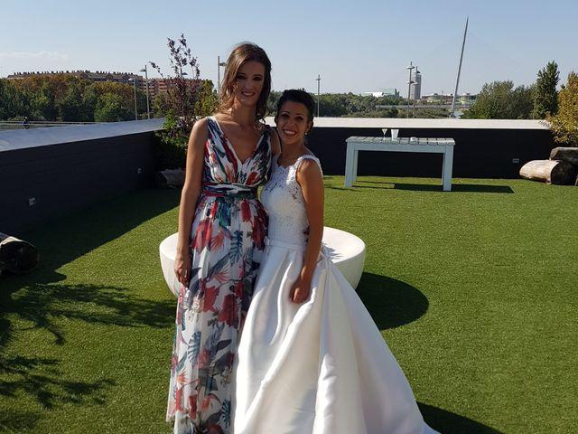 La boda de Joan y Rocio en Zaragoza, Zaragoza 7