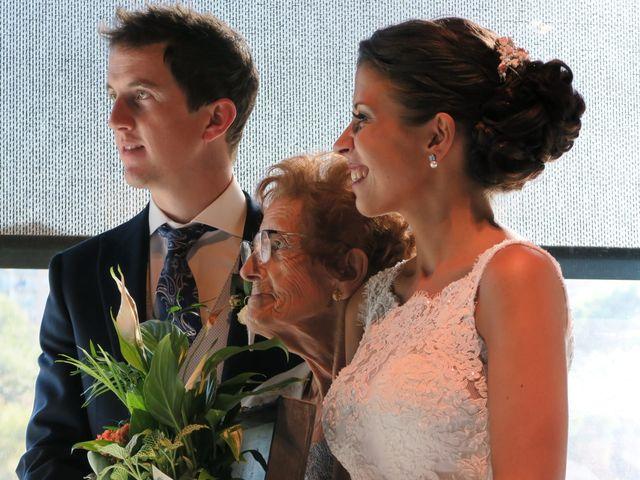 La boda de Joan y Rocio en Zaragoza, Zaragoza 10