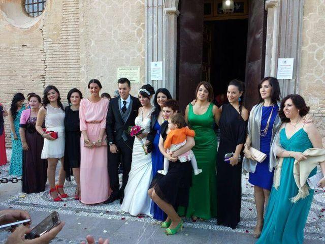 La boda de Elena y Javi en Granada, Granada 3