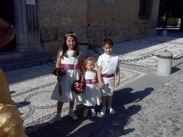 La boda de Elena y Javi en Granada, Granada 6