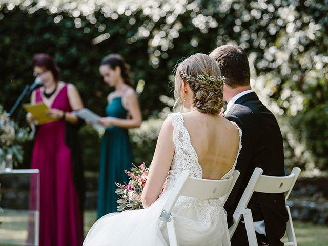 La boda de Xavi y Anne en Olot, Girona 15