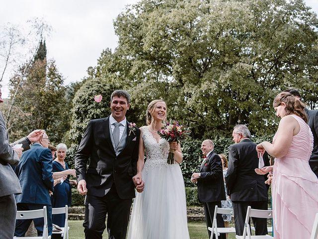 La boda de Xavi y Anne en Olot, Girona 20