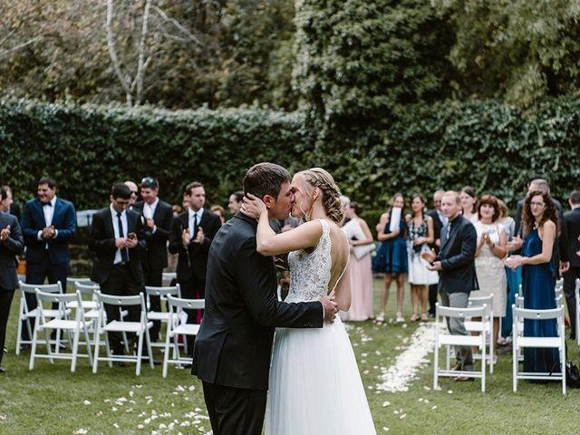 La boda de Xavi y Anne en Olot, Girona 22