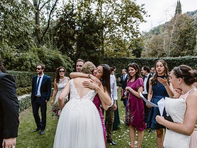 La boda de Xavi y Anne en Olot, Girona 25