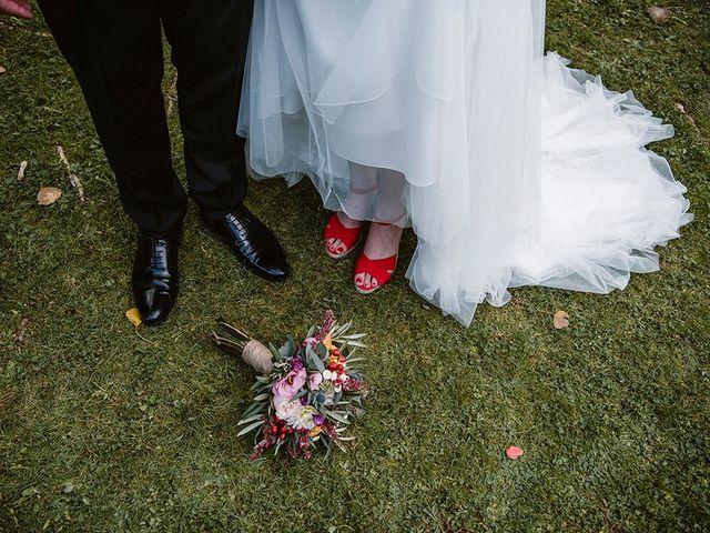 La boda de Xavi y Anne en Olot, Girona 31