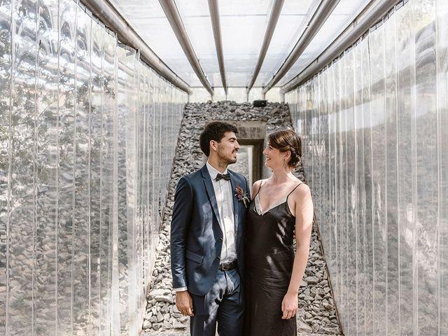 La boda de Xavi y Anne en Olot, Girona 43