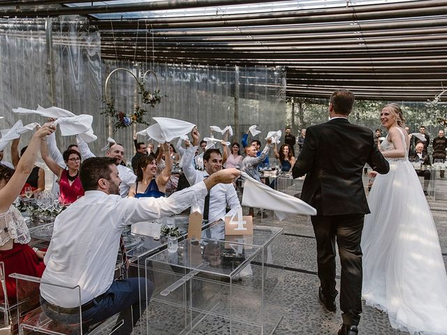 La boda de Xavi y Anne en Olot, Girona 45