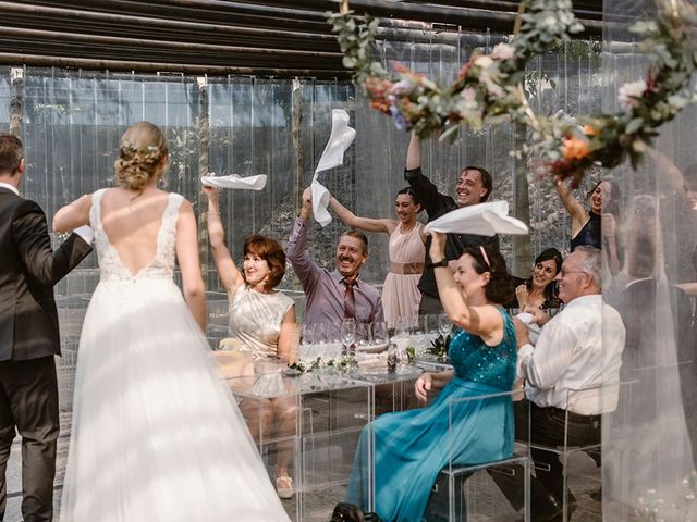 La boda de Xavi y Anne en Olot, Girona 46