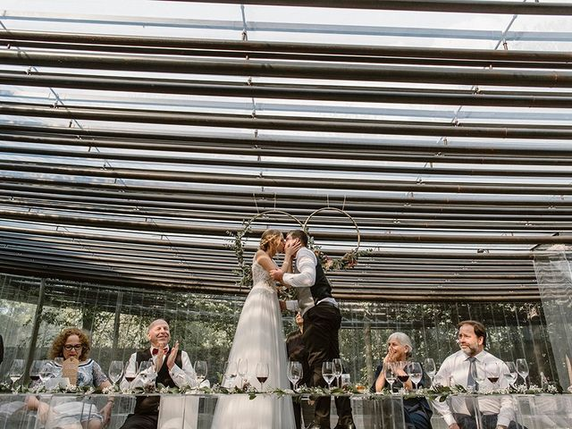 La boda de Xavi y Anne en Olot, Girona 54