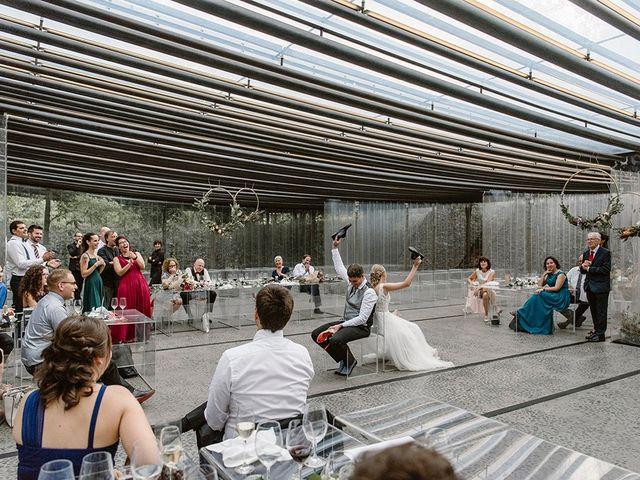 La boda de Xavi y Anne en Olot, Girona 57