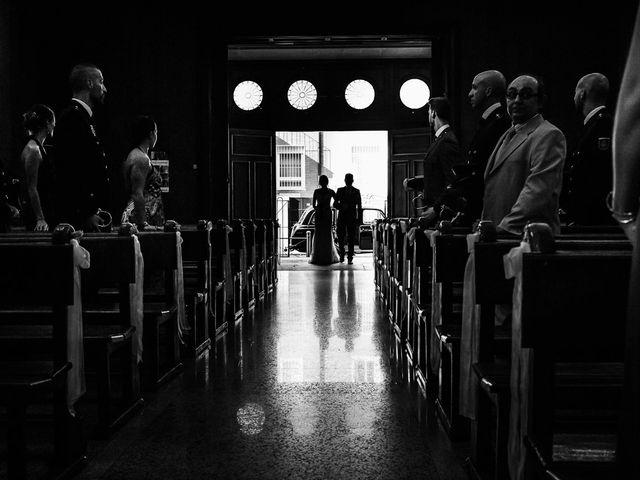 La boda de Angel y Leire en Torrelodones, Madrid 14