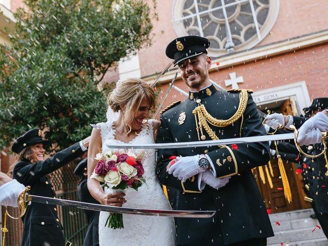 La boda de Angel y Leire en Torrelodones, Madrid 18