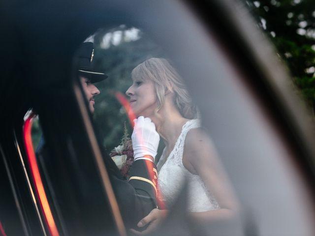 La boda de Angel y Leire en Torrelodones, Madrid 2