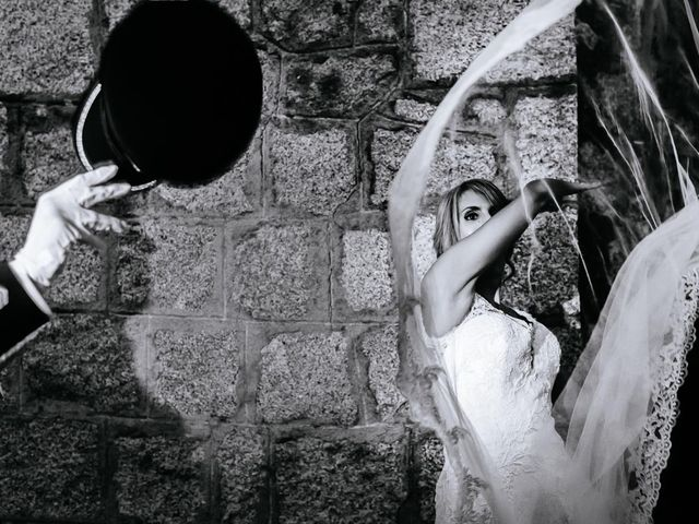 La boda de Angel y Leire en Torrelodones, Madrid 20