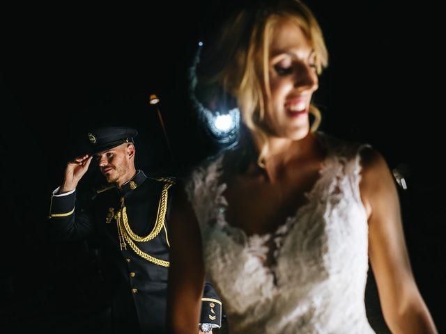 La boda de Angel y Leire en Torrelodones, Madrid 22