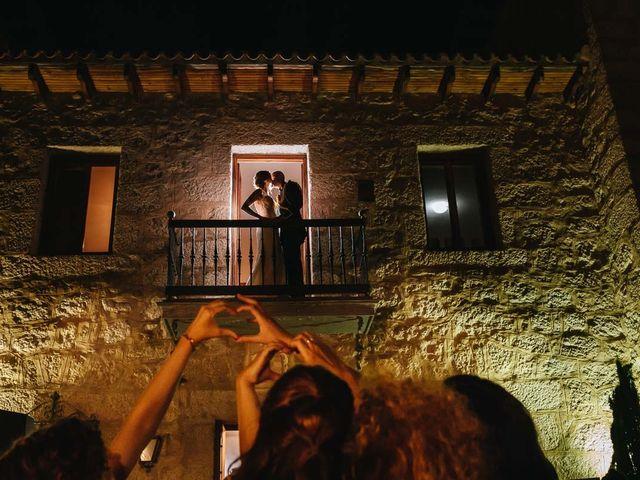 La boda de Angel y Leire en Torrelodones, Madrid 23