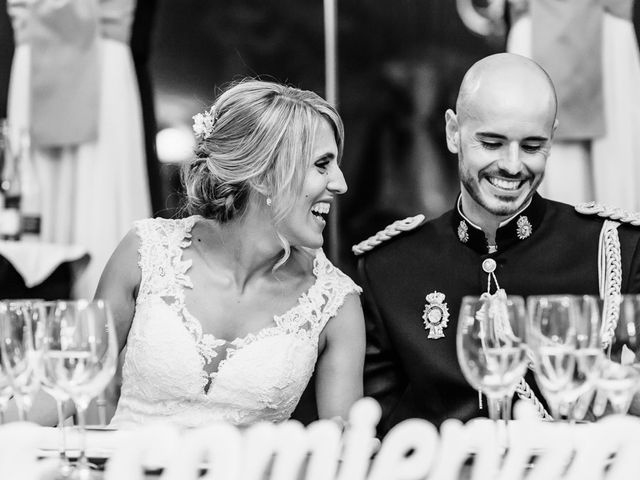 La boda de Angel y Leire en Torrelodones, Madrid 24