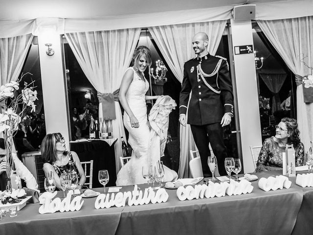 La boda de Angel y Leire en Torrelodones, Madrid 25