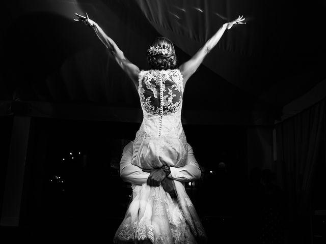 La boda de Angel y Leire en Torrelodones, Madrid 27