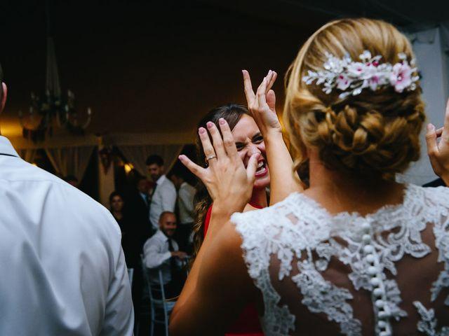 La boda de Angel y Leire en Torrelodones, Madrid 29
