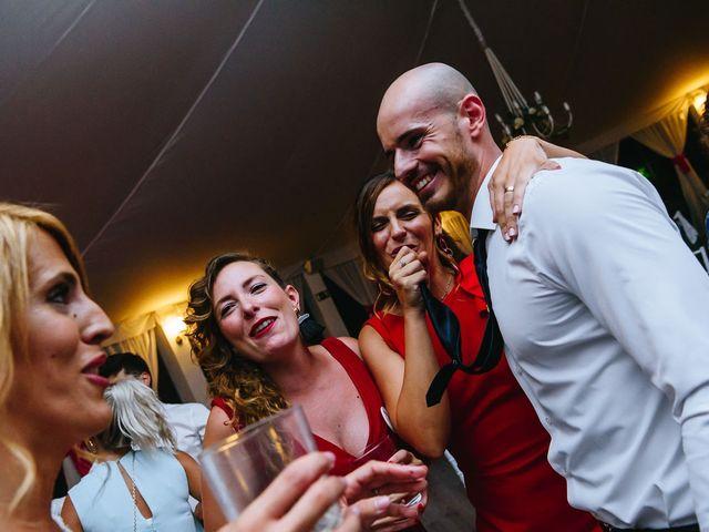La boda de Angel y Leire en Torrelodones, Madrid 30