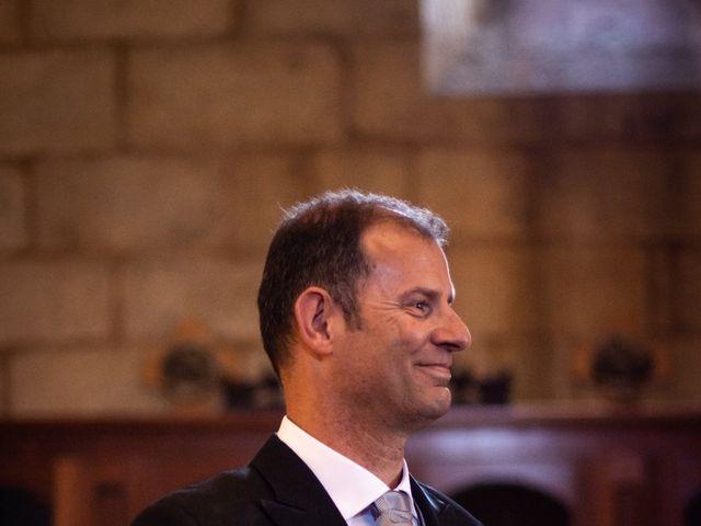 La boda de Alberto y Itciar en Mondariz, Pontevedra 13