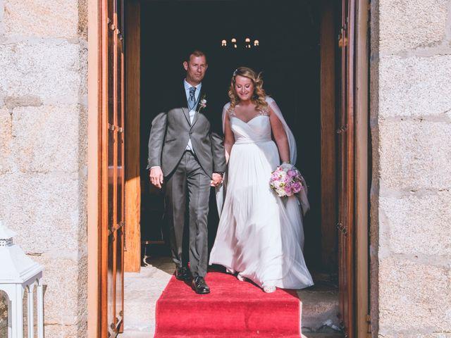 La boda de Alberto y Itciar en Mondariz, Pontevedra 19