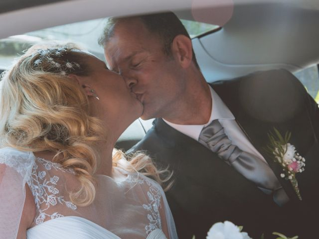 La boda de Alberto y Itciar en Mondariz, Pontevedra 21