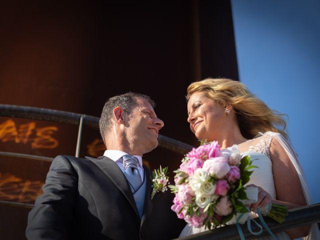 La boda de Alberto y Itciar en Mondariz, Pontevedra 24
