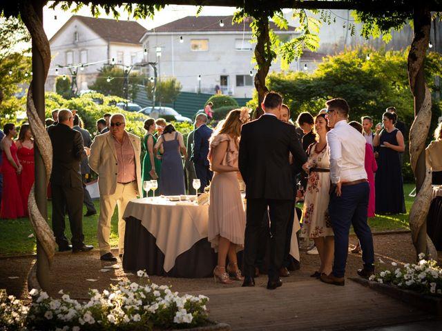 La boda de Alberto y Itciar en Mondariz, Pontevedra 27