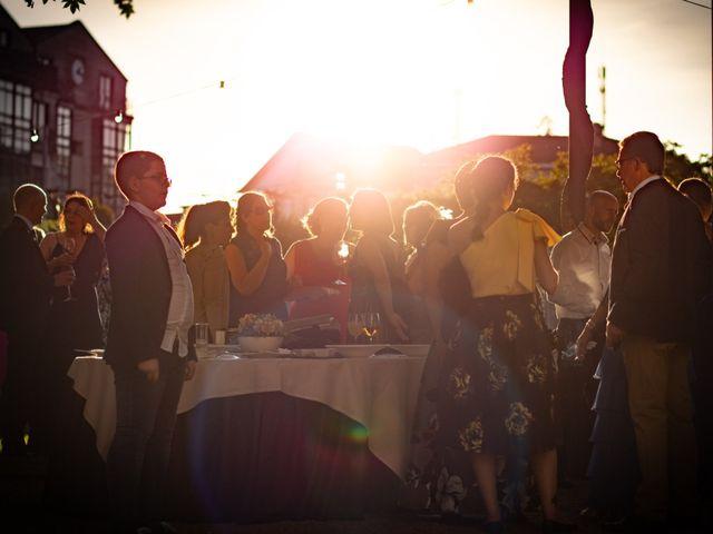 La boda de Alberto y Itciar en Mondariz, Pontevedra 28