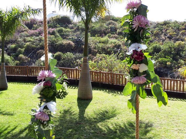 La boda de Fran y Céline en Galdar, Las Palmas 2