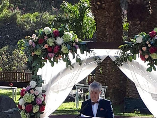 La boda de Fran y Céline en Galdar, Las Palmas 4