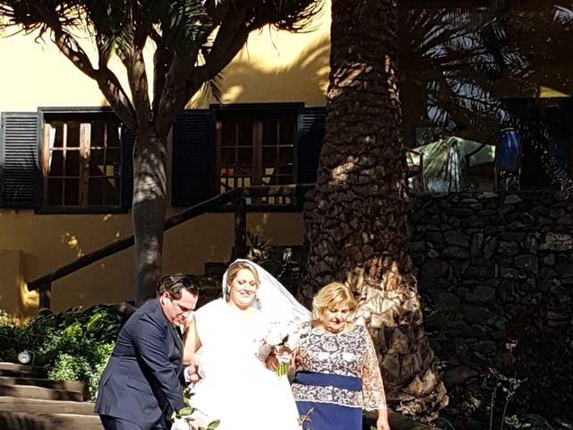 La boda de Fran y Céline en Galdar, Las Palmas 11