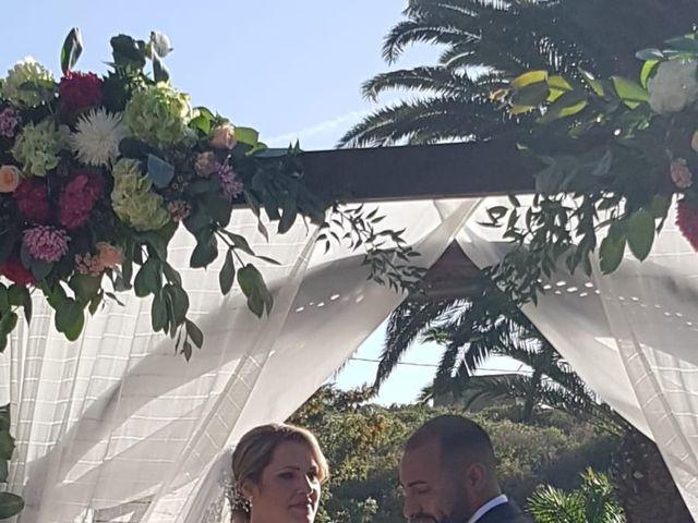 La boda de Fran y Céline en Galdar, Las Palmas 12