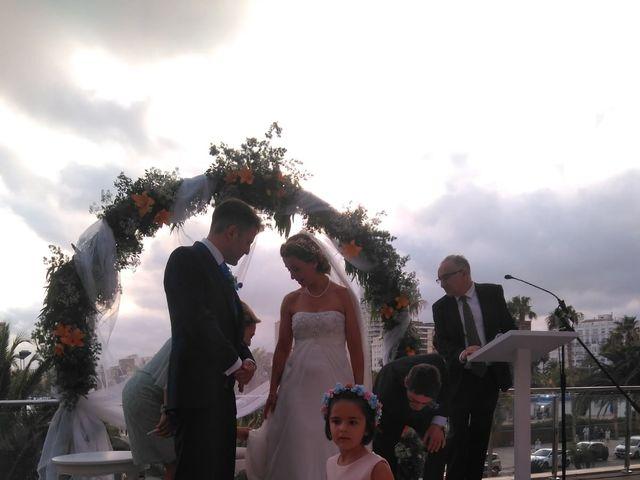 La boda de Álvaro y Mary en Alacant/alicante, Alicante 4