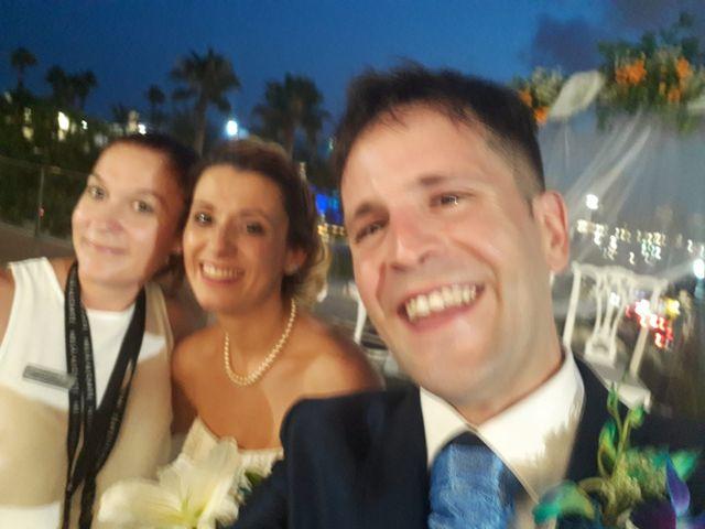 La boda de Álvaro y Mary en Alacant/alicante, Alicante 7