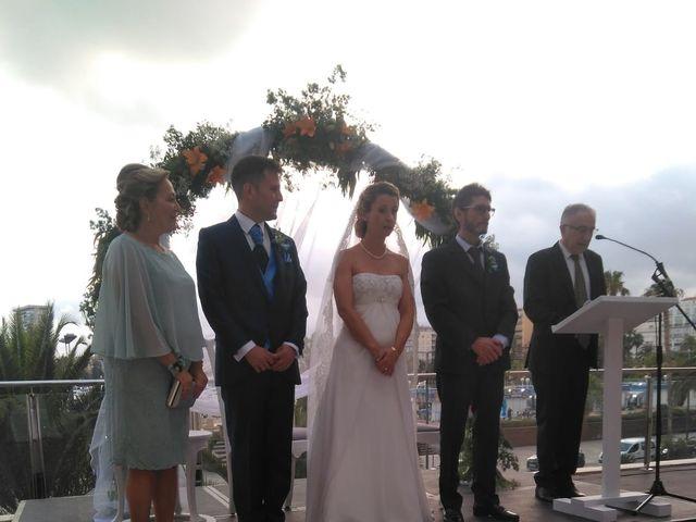 La boda de Álvaro y Mary en Alacant/alicante, Alicante 12