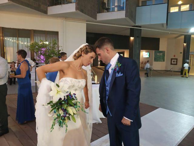 La boda de Álvaro y Mary en Alacant/alicante, Alicante 15