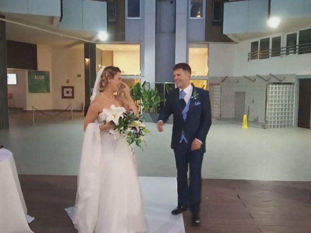 La boda de Mary y Álvaro
