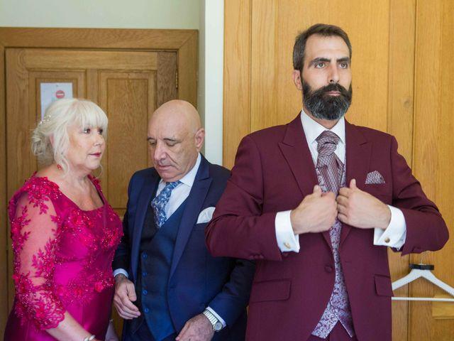 La boda de Jorge y Ocarina en Ourense, Orense 6