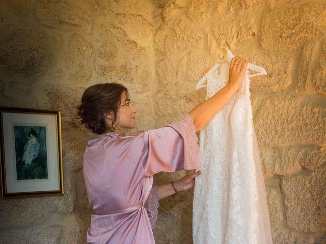 La boda de Jorge y Ocarina en Ourense, Orense 16