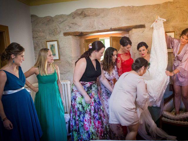 La boda de Jorge y Ocarina en Ourense, Orense 17